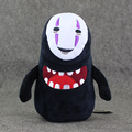 "10"" 25cm Hayao Miyazaki Anime Spirited Away No Face Man Faceless Man Soft Stuffed Toys Plush Dolls"