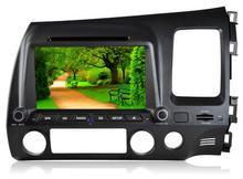 2 GB RAM octa Core Android 6.0 para Honda Civic conducción mano derecha 2006 ~ coche reproductor de DVD Radio GPS 3G Navi unidades cabeza grabadora