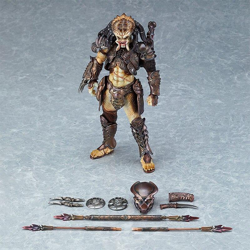 The Predator Action Figure 16CM  Neca Predator 2 Figma109 PVC Figures Anime Figure Model Toys