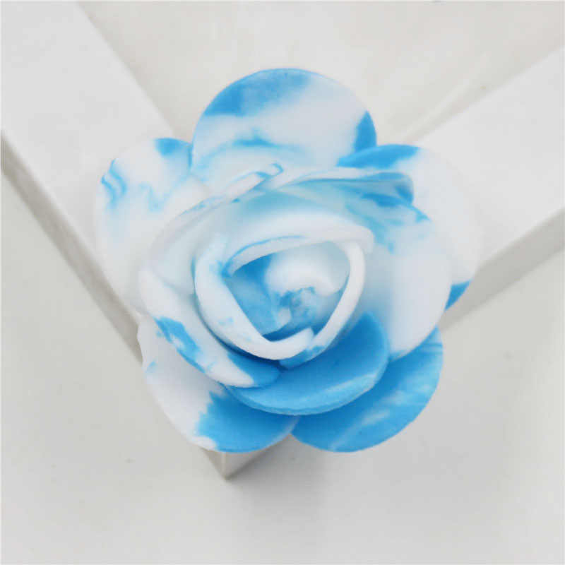 1PCS Pretty Chinese style Rose Flower Elastic Hair Bands For Girl Handmade Hair Tie Scrunchy Kids Hair Accessories For Women