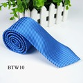 Classic Striped Jacquard Woven Silk Men's Tie Necktie Wedding Party Multi-Colors LY2
