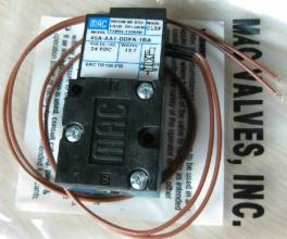 где купить Brand new original American MAC high frequency electromagnetic valve 45A-AC-DDFA-1BA дешево