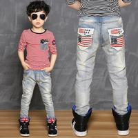 2016 Free Shipping Hot Sale Baby Boy Clothes High Quality Cotton Pants Pencil Leggings Spring Autumn