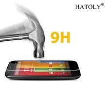 2PCS Screen Protector Glass sFor Moto G Tempered Glass For Moto G Glass For Motorola Moto G Anti-scratch Phone Film HATOLY yi yi clear pet screen guard film for moto g moto dvx xt1031 xt1032 glossy 10 pcs
