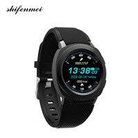 2018 L2 Smart Watch MTK2502 Smartwatch IP68 Waterproof Bluetooth Calling Heart Rate Sleep Monitor Sports Watch Fashion