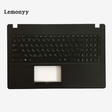 NEW Ruaaian For Asus X551 X551C X551M X551S RU Laptop keyboard Black with Palmrest Upper