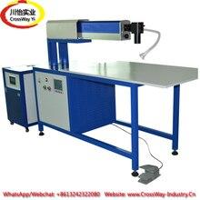Купить с кэшбэком channel letter trim cap laser welding machine
