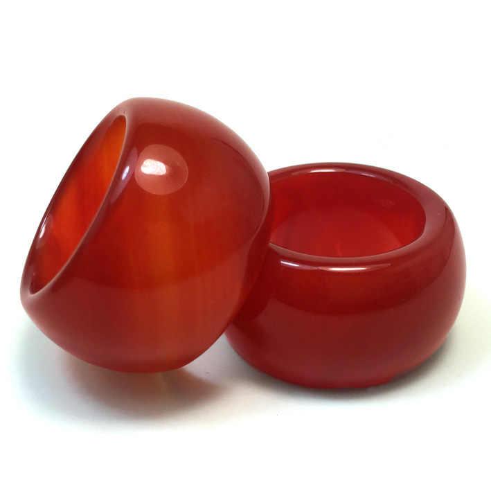 คริสตัลธรรมชาติ chalcedony แหวนหางแหวนคู่แหวนผู้ชายผู้หญิงเครื่องประดับ lucky หินหยกนิ้วมือแหวนโอปอลแหวนมรกตยี่ห้อ