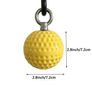 Image 3 - למשוך עד כוח כדור יד אימון גריפ כדור אימון זרוע ושרירים גב למשוך כוח חיזוק כדור עמיד ו החלקה גריפ
