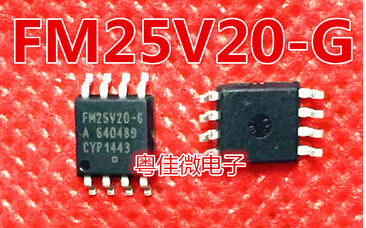 2 pcs lot FM25H20 G FM25H20 SOP 8 100 new original IC electronics kit in stock
