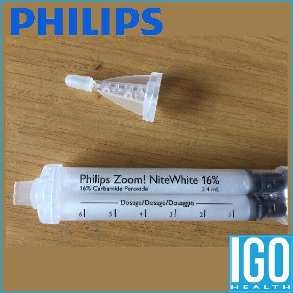 Philips Zoom Daywhite One Syringe Teething Gel  Acp Teeth Whitening Kit