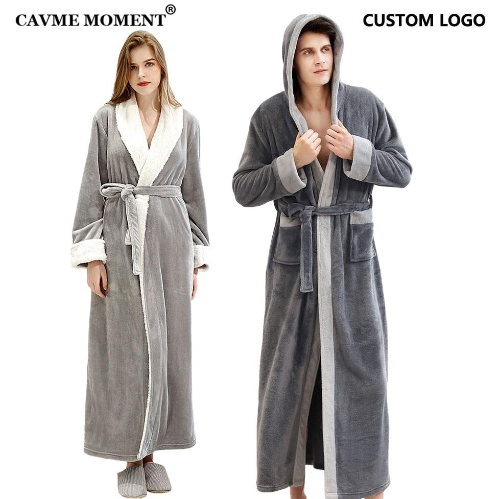 XXL// XXXL XXXXL Personalised SOFT Embroidered Warm Any Name Dressing gown ROBE