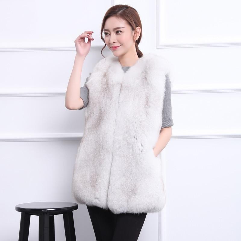 2016 Horký výprodej Dámská lištová vesta s kabátem Nová - Dámské oblečení