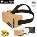 "Winex VR Google Cardboard 2.0 Virtual Reality VR 3D Glasses for 3.5-6"" Smart Phone VR BOX  BOBO Z4"