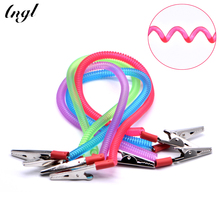 1 pc Dental Scarf Clip Oral Supplies Clip/Napkin Holders/Spring Rope Tools Dentist Lab Material