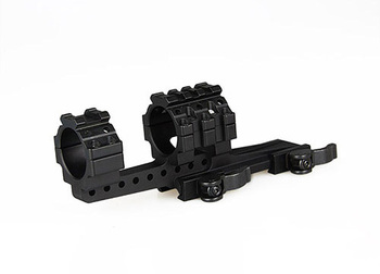 PPT Tactical 30mm Offset QD Mount Ring Mount For Hunting Shooting OS22-0238