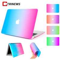 CTRINEWS For Apple Macbook Air 13 Case Air 11 Pro 13 Retina 12 13 15 Laptop