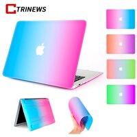 CTRINEWS For Apple Macbook Air 13 Case Air 11 Pro 13 Retina 12 13 15 Laptop