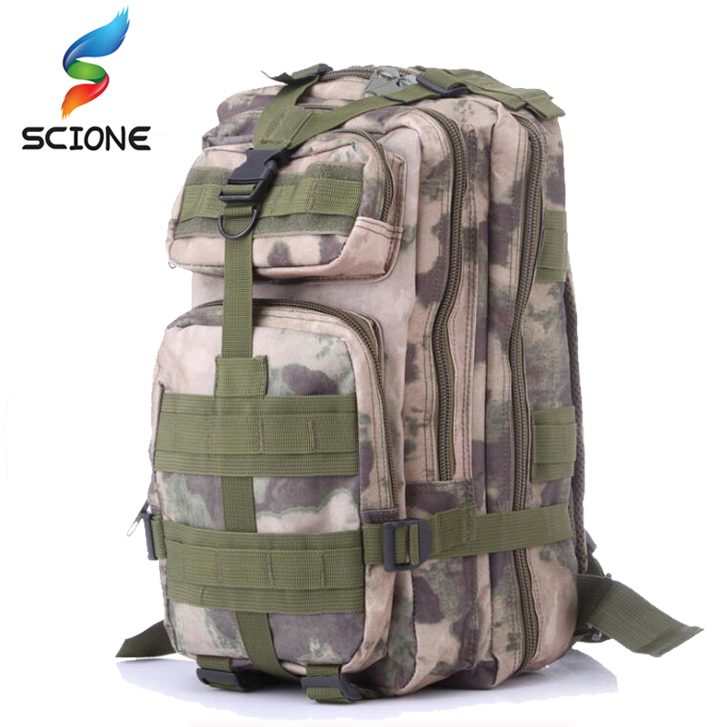 2017 Military Tactical Assault Pack Backpack Army Molle Waterproof Bug Out <font><b>Bag</b></font> Small Rucksack For <font><b>Outdoor</b></font> Hiking Camping Hunting