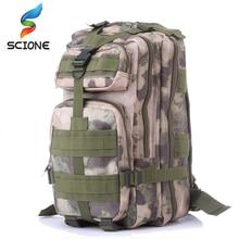 2017 Katonai Taktikai Assault Pack hátizsák Army Molle Vízálló kesztyűtáska Kis hátizsák szabadtéri kiránduláshoz Kemping vadászat