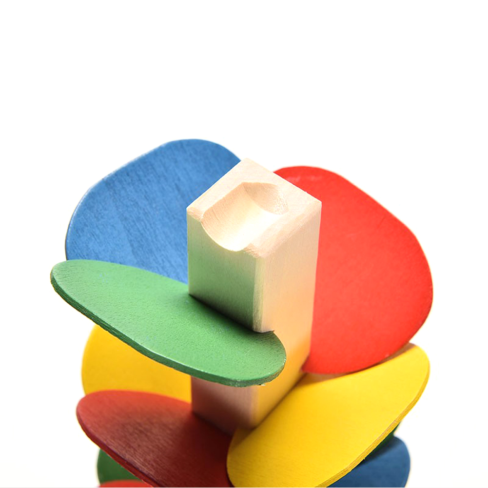 Toys For Children Wooden Toys Building Blocks Tree Marble Ball Run Track Game Educational Baby Kids Toys Toy Brinquedos Gift 23