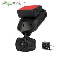 Arpenkin мини Q9 автомобиль тире Камера заднего вида с конденсаторами FHD 1296 P режим парковки gps обнаружения движения вращаться на 330 градусов