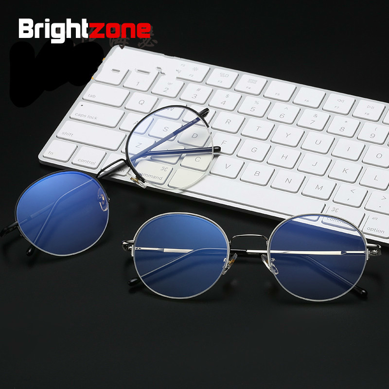 Brightzone 2018 Blue Light Blocking Computer Vintage Fake