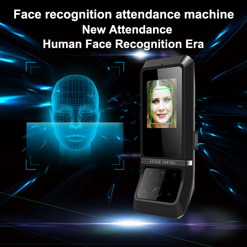 Eseye Biometric Attendance System Face Facial Recognition TCP/IP Employee Time Attendance System USB Digital Reader Time Clock
