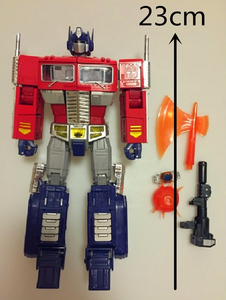 Image 2 - Трансформеры TAKARA toy Workshop, игрушки, османь, Оптимус Прайм, экшен, Япония, Ver, без коробки