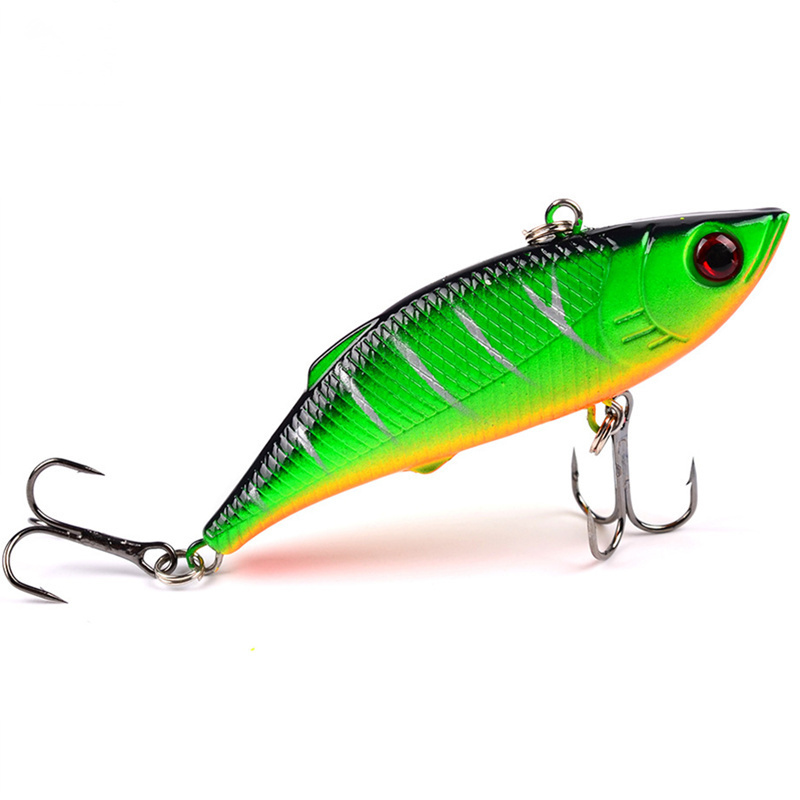 1pcs Crankbait VIB 8cm 9.7g Wobblers Hard Fishing Tackle Swim bait Crank Bait Bass Fishing Lures 8 Colors pike perch FA-262 1pcs lifelike 8 5g 9 5cm minow wobblers hard fishing tackle swim bait crank bait bass fishing lures 6 colors fishing tackle