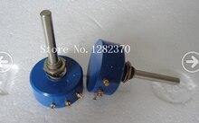 [BELLA] Imported SI15 3W 47 Europe 10% 76NVARIOHM wirewound potentiometers danji balanced handle length 50MM  –2PCS/LOT