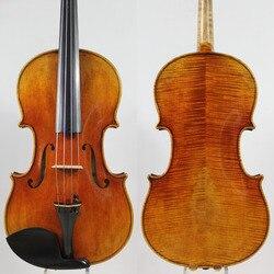 Top Öl Lack! Kopie Antonio Stradivaris 16,5 Viola Alle Europäischen Holz M7043 Leistungsstarke ton! EMS Freies Verschiffen!