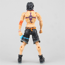 One Piece Portgas D Ace PVC Action Figure 18cm