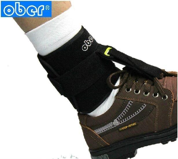 Deluxe Adjustable Drop Foot Support AFO AFOs Brace Strap Elevator Poliomyelitis Hemiplegia Sroke