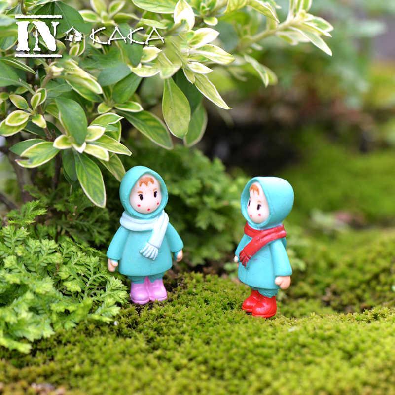 هاياو ميازاكي توتورو الجمجمة الشتاء قد عمل منتديات تررم/مصغرة/دمية الجنية حديقة تمثال diy اكسسوارات