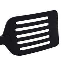 High Quality Stainless Steel Kitchen Tools Nylon Handle Spatula Fried Shovel Egg Fish Frying Pan Scoop Spatula Cooking Utensils