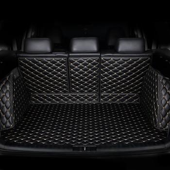 Kalaisike на заказ автомобильный коврик багажника для Mercedes Benz все модели C ML GLA GLE GL CLA R A B GLS GLC class автомобильные аксессуары для укладки