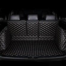 Kalaisike Custom kofferbak mat voor Mercedes Benz alle modellen C ML GLA GLE GL CLA R EEN B GLS GLC klasse auto accessoires styling