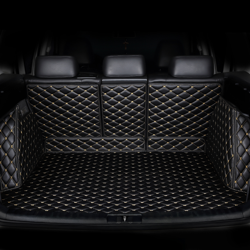 Kalaisike Personalizado mat mala do carro para Mercedes Benz todos os modelos C ML GLA GLE GL GLS DA CIA R A B GLC classe acessórios do carro styling