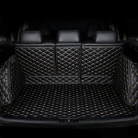 kalaisike Custom car trunk mat for Mercedes Benz all models C ML GLA GLE GL CLA R A B GLS GLC class car accessories styling