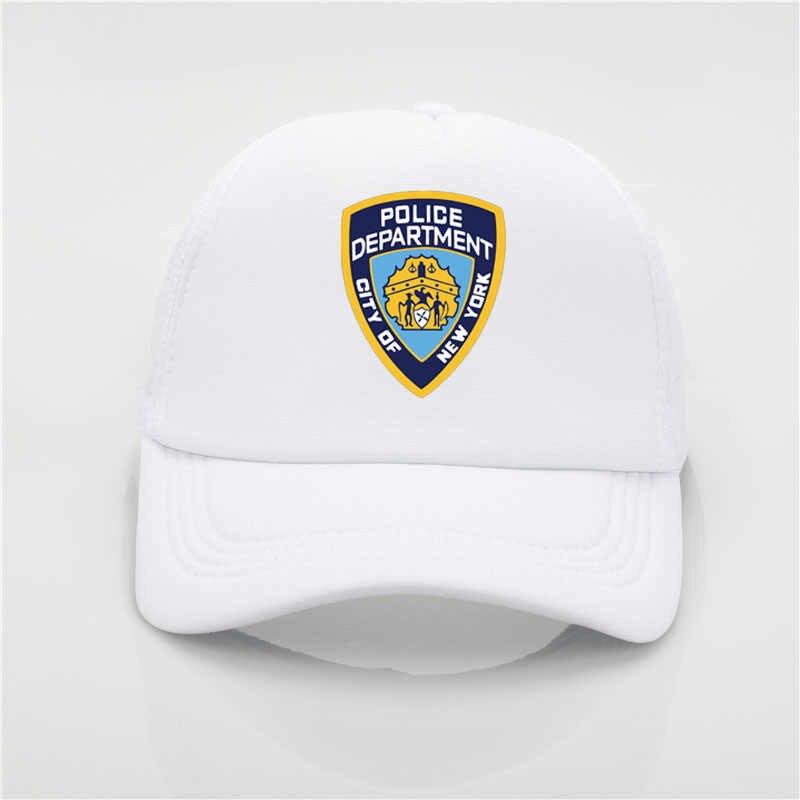 Snapback hat Recreation Washed Retro Baseball Cap NYPD Alphabet Male Ladies  Truck Driver Sports Hat Bone 2793820ec3fe