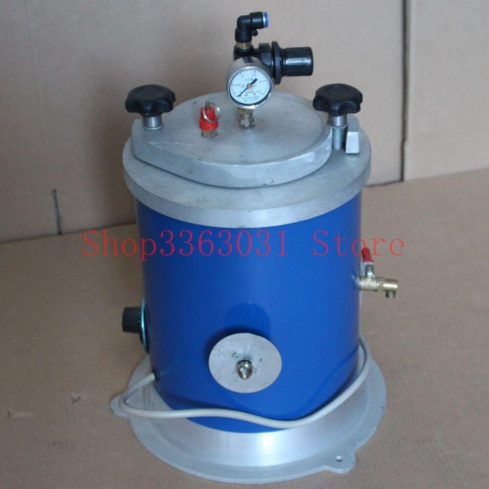 Круглый воск инжектор ювелир инструмент воск литье машина воск инжектор