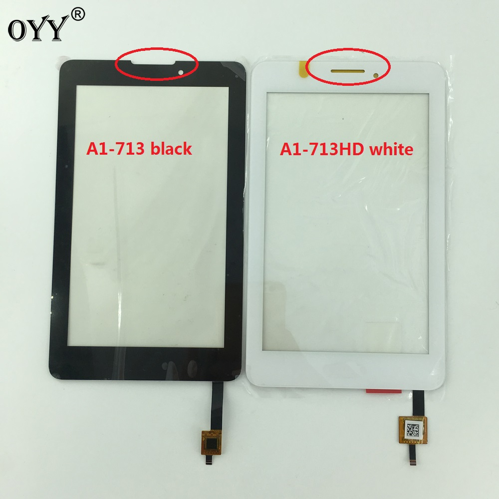купить touch Screen Digitizer Glass Panel Replacement Parts For Acer iconia Tab7 Tab 7 A1-713  A1-713HD по цене 901.69 рублей