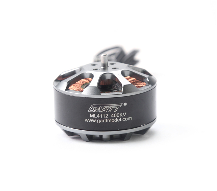 6PCS GARTT ML 4112 400KV Brushless Motor For RC Quadcopter Multicopter Milti-rotor Drone gartt ml 4112 480kv brushless motor for rc quadcopter multicopter milti rotor drone