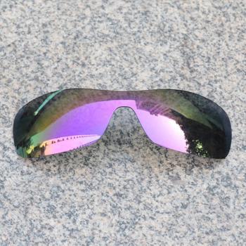 Wyprzedaż E O S spolaryzowane wzmocnione wymienne soczewki do okularów Oakley Antix-fioletowe fioletowe lustro spolaryzowane tanie i dobre opinie Eye Opening Stuff Poliwęglan Okulary akcesoria Fit for Oakley Antix Frame UV400 One size inches As your choice Reduces glare and impact resistant