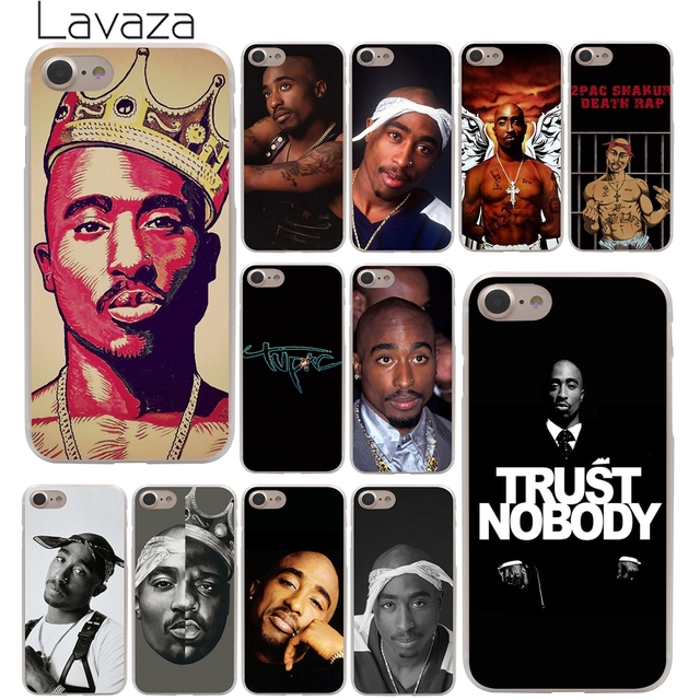 competitive price 35ecd c19c0 US $1.99 22% OFF|Lavaza 2Pac Tupac Shakur Hard Phone Cover Case for Apple  iPhone X XR XS Max 6 6S 7 8 Plus 5 5S SE 5C 4S 10 Cases 7Plus 8Plus-in ...
