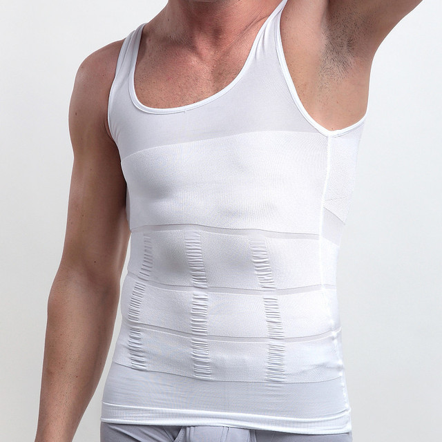 d2afdd9ac7 Wholesale Slimming Vest Men Underwear Body Shaper Waist Corset Men Shapers  Vest Body Slimming Belly Waist