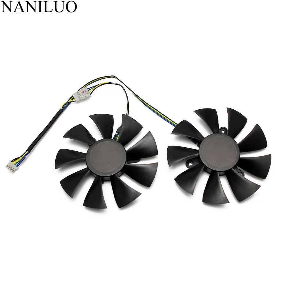 Cooler Fan For ZOTAC GTX1060 6GB GTX 1070 Mini GTX 1050Ti GFY09010E12SPA GA91S2H