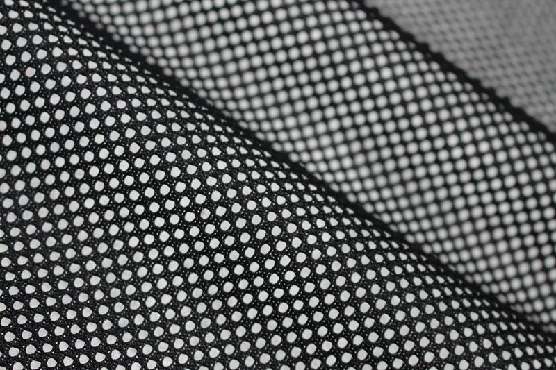 2019 Fashion 320g/meter Net Cloth Mesh Fabric Chair Backrest Pillow Seat Cloth Nets Cloth For Cushions Car Cushion