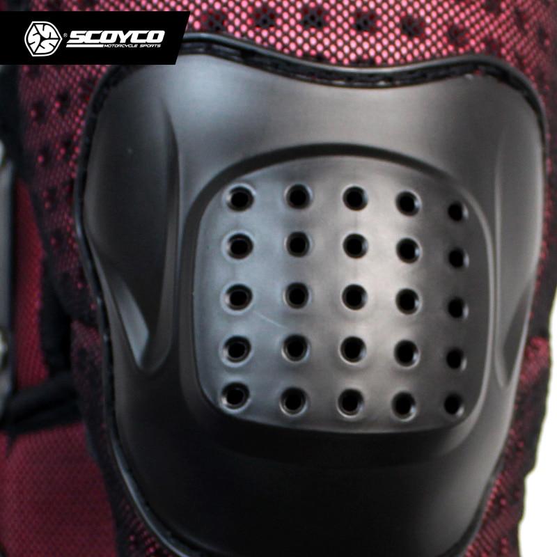 Scoyco armure de motocross moto tout-terrain équitation en plein air équipement de protection complet armure de cross country Body AM02 - 5